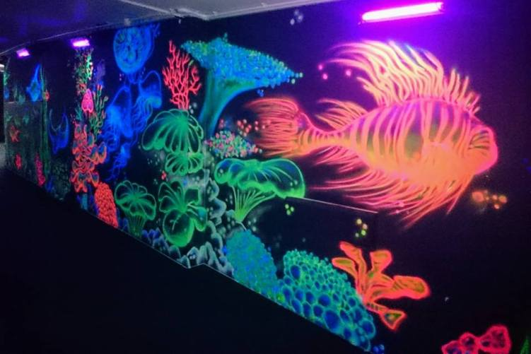 neon corridor 10