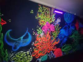 neon corridor 11