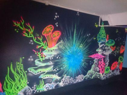 neon corridor 2