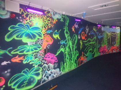 neon corridor 4