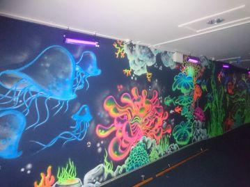 neon corridor 6