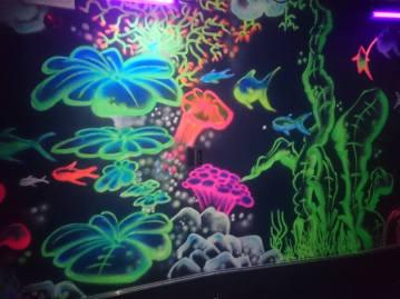 neon corridor 7