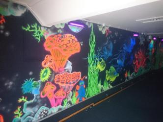 neon corridor 8